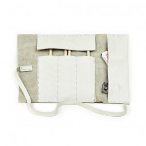 Pencil Case - Cream