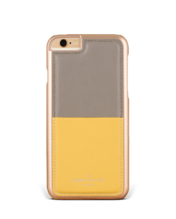 Slate Half N Half iPhone 6S Leather Phone Cover